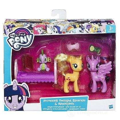My Little Pony Twilight S. e Applejack