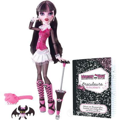 Monster High Look Preferito - Draculaura (BBC65)