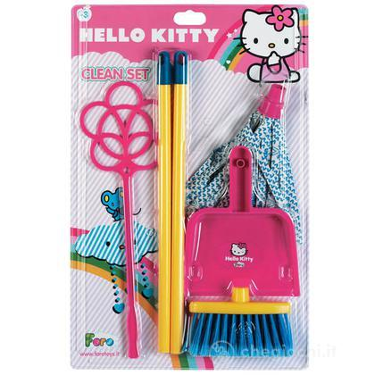 Blister set pulizia Hello Kitty (4577)