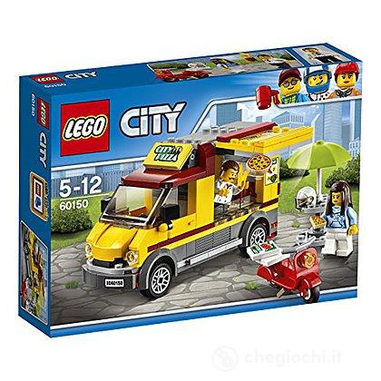 Furgone delle pizze - Lego City (60150)