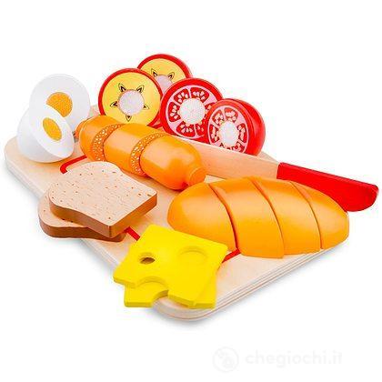 Set da tagliare colazione (10578)