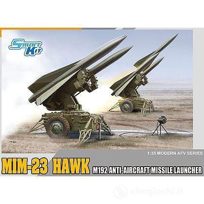 Lancia missili MIM-23 HAWK M192 ANTIAIRCRAFT MISSILE LAUNCHER 1/35 (DR3580)