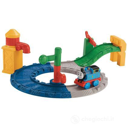 Playset Prima Consegna! - Thomas & friends preschool (BCX80)