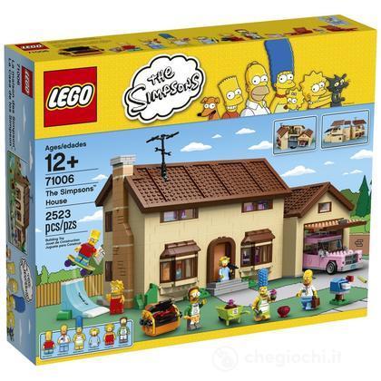 La casa dei Simpson  - Lego Speciale Collezionisti (71006)