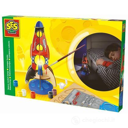 Lampada Space Rocket