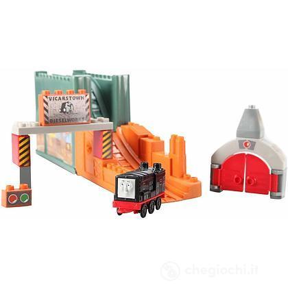 Thomas Mega Bloks Small Bucket Diesel