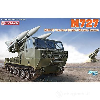 Lancia missili M727 MiM-23 Tracked Guided Missile Carrier 1/35 (DR3583)