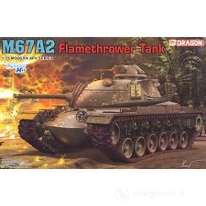 Carro Armato M67 FLAMETHROWER TANK 1/35 (DR3584)