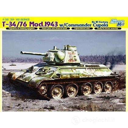 Carro Armato T-34/76 Mod. 1943 (6584)