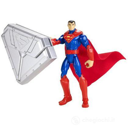Superman Steel Shield - Personaggi Base (BHC73)