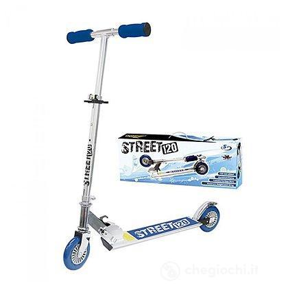 Monopattino Street Blu