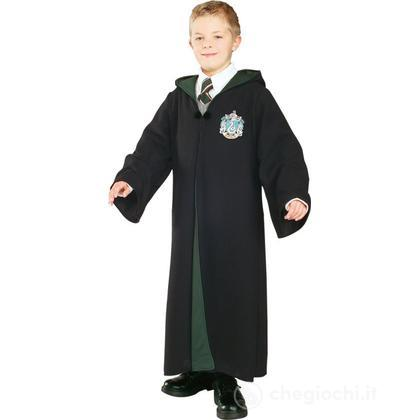 Costume Harry Potter tunica Serpeverde deluxe taglia M (884258)