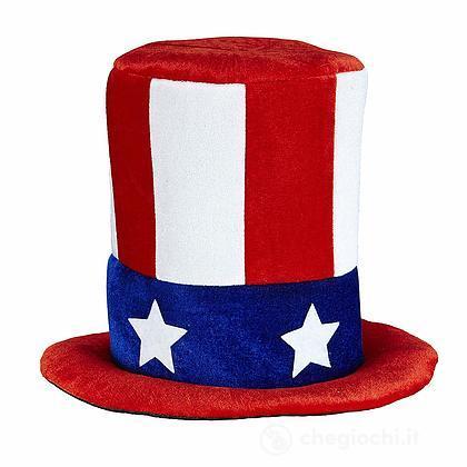 Cappello Cilindro Mr America (03586)