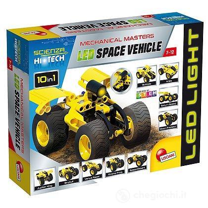Scienza Hi Tech - Costruzioni Mini Con Led Space Vehicle 65868)