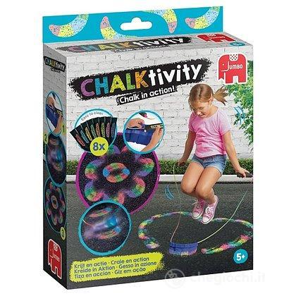 Chalktivity - Corda Arcobaleno gesso colorato (19586)