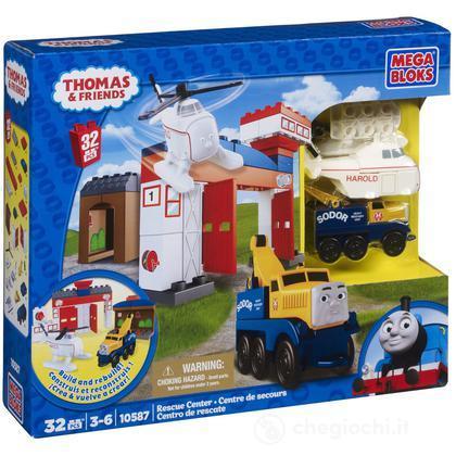 Play Set Centro di Soccorso con due personaggi Thomas & Friends