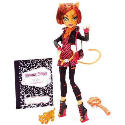 Monster High Doll - Toralei (X4623)