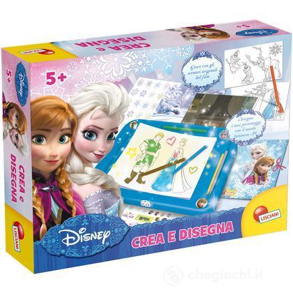 Frozen Crea e Disegna (45877)