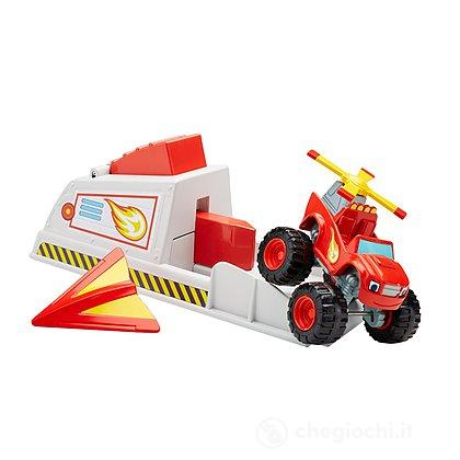 Blaze Turbo lanciatore trasformabile (CGK17)