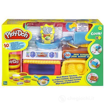 Playdoh Playset Cucina