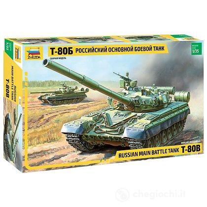 Carro armato russo T-80B 1/35 (ZS3590)