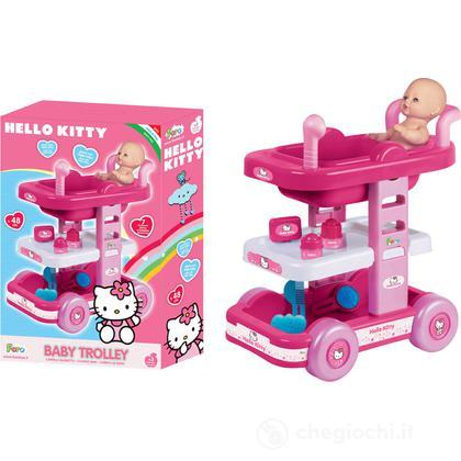 Carrello baby Hello Kitty (4590)
