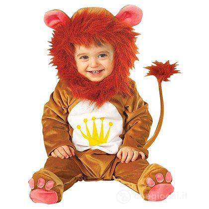 Costume leone 1-2 anni