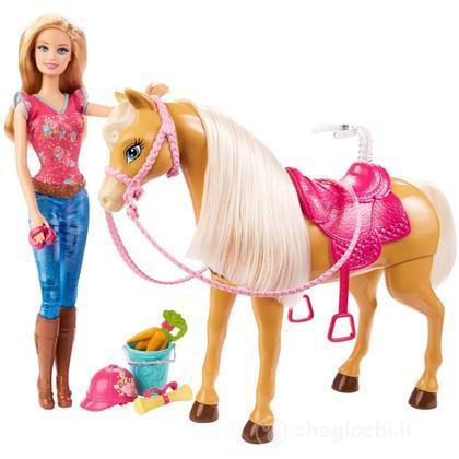 Barbie e Tawny Dolci Coccole (BJX85)