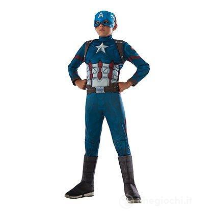 Costume Capitan M620591Rubie's Costume Taglia Taglia M620591Rubie's Costume Capitan America Capitan America 7bfvyY6g