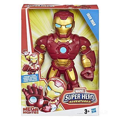 Iron Man Heroes Mega Mighties
