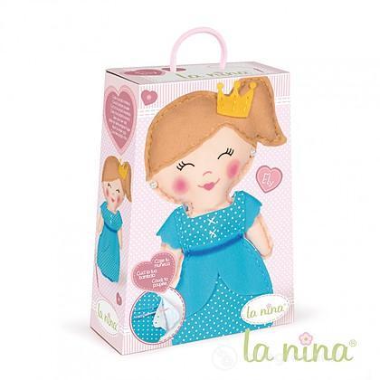 Bambola Fai Da Te Principessa (61591)