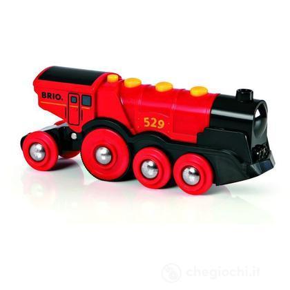 Grande Locomotiva Elettrica Rossa (4433592)