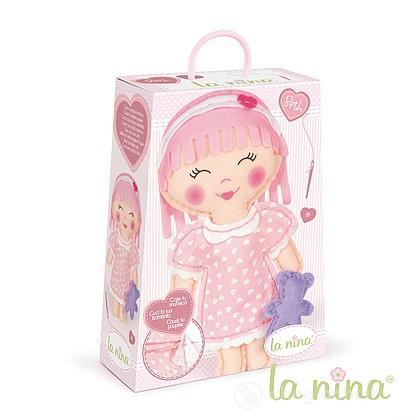 Bambola Fai Da Te Bambina (61593)