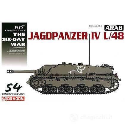 Carro Armato ARAB JAGDPANZER IV L/48 1/35 (DR3594)