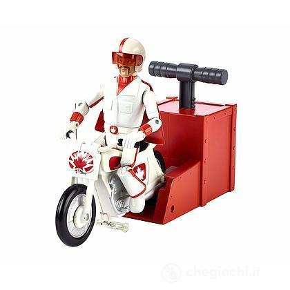 Duke Caboom Stunt Racer moto lanciatore Toy Story 4 (GFB55)