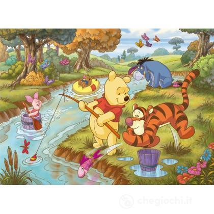 Puzzle Maxi 104 Pezzi Winnie the Pooh (235940)