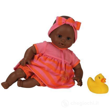 Bebè Bagno bambina (africana) (Y7890)
