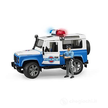 Land Rover polizia (02595)