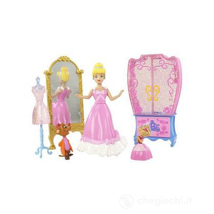 Scenari da Favola delle Principesse Disney - Cenerentola Small Dolls (R4889)
