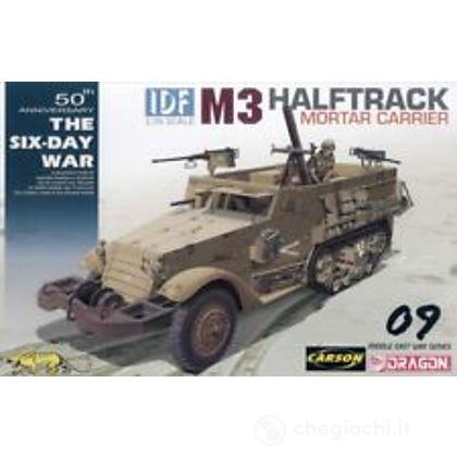 Veicolo semicingolato IDF M3 HALFTRACK MORTAR CARRIER 1/35 (DR3597)