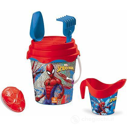 Secchiello set mare Spider-Man 17 cm
