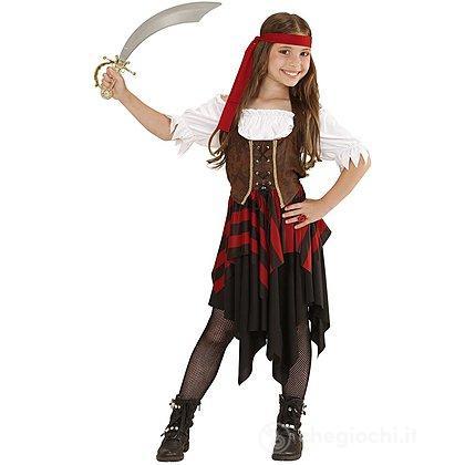 Costume Piratessa 11-13 anni