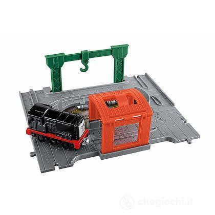 Diesel Thomas ferrovia sempre con te