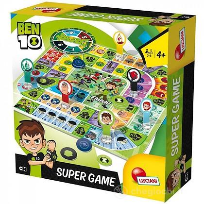 Ben 10 Ben Super Ben Game65998Lisciani Super 10 Game65998Lisciani drBECoeQxW