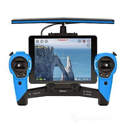 Parrot Skycontroller Blue Per Bebop Drone (PF725001AE)