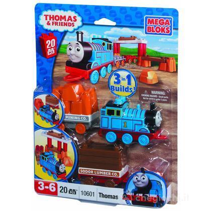 Trenino Thomas con rimorchio (10601)