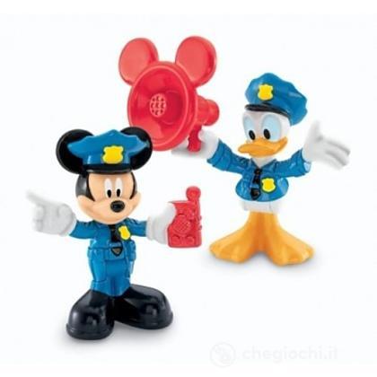 Topolino e Paperino poliziotti (W5099)
