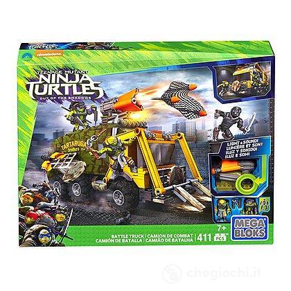 Furgone del Film Ninja Turtles