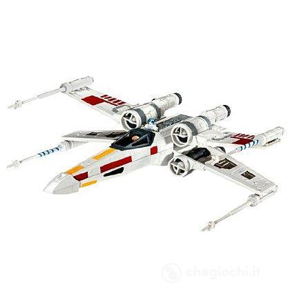 X-wing Fighter - incude colla colori e pennello (63601)