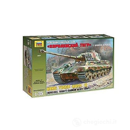 Carro Armato King Tiger Ausf. B 1/35 (ZS3601)